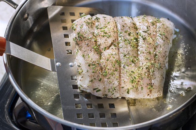 How to Pan Sear Halibut
