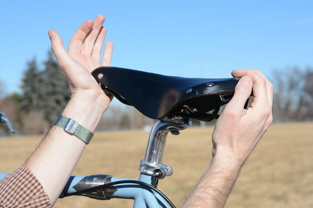 How to Adjust Your Road Bike Seat