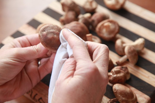 How to Cook Shiitake Mushrooms