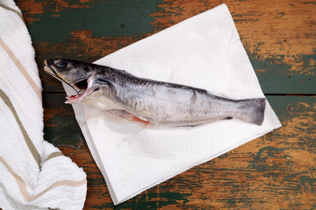 How to Cook Whole Catfish in the Oven