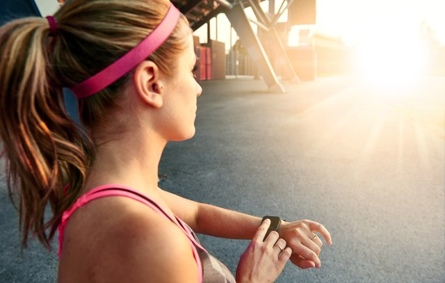 Check your fitness tracker — how many calories did you burn?1