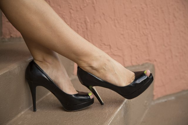 We love our stilettos, but they don't love us back.