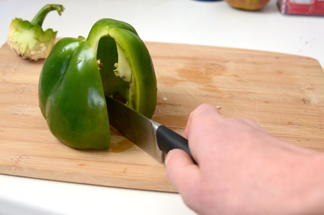 How to Freeze Green Peppers Without Blanching