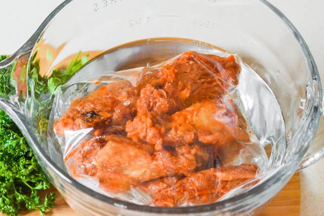 Fastest Way to Defrost Chicken Wings