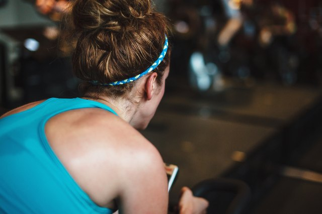 If you have any questions, grab the instructor before your Spin class starts.