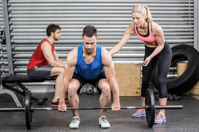 What Men Can Learn From Women's Workouts