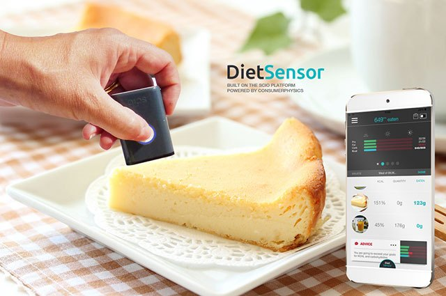 This handy gadget scans your food -- no QR code needed.
