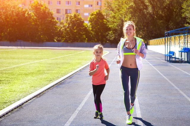 For kids, exercise can be fun — with the right attitude and support.