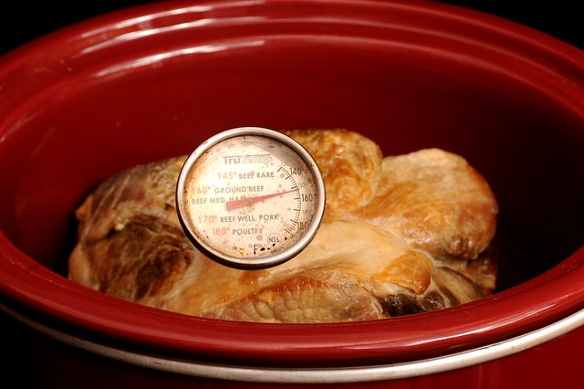 How to Cook a Bone-in Pork Sirloin Roast in a Crock-Pot