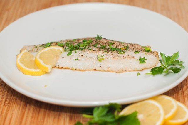 How to Cook Six-Ounce Swai Fillets