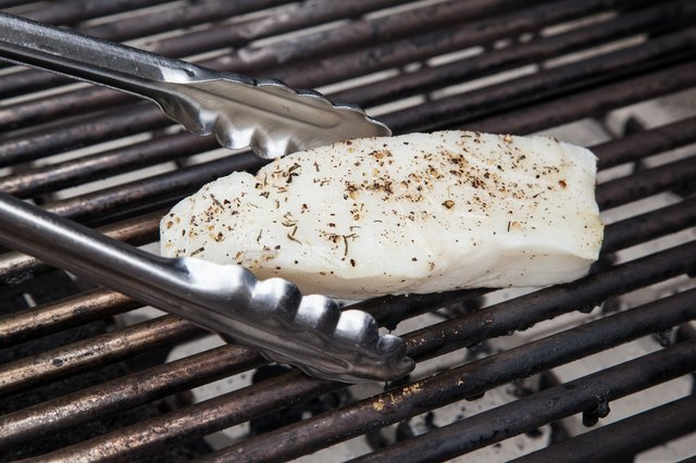 How to Grill Chilean Sea Bass