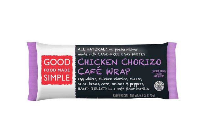 Chicken and Chorizo? Need we say more?