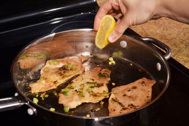 How to Cook a Lemon Sole Fillet