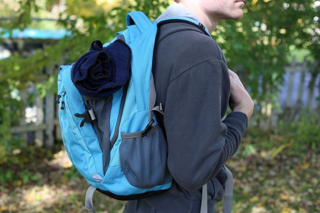 What to Put in Your Hiking Backpack