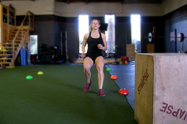 Women's Volleyball Fitness Workouts