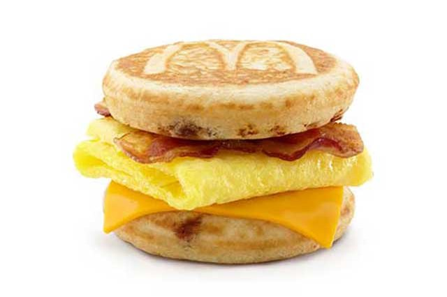 Put down the McGriddle.