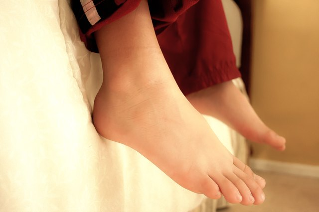 Stretching Exercises to Reduce Night Ankle Cramps