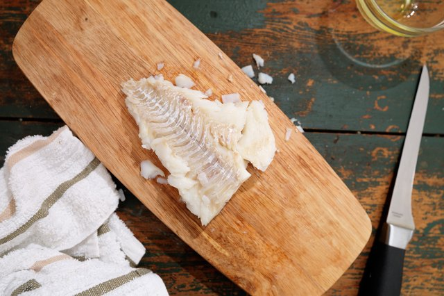 How to Cook a Ling Cod