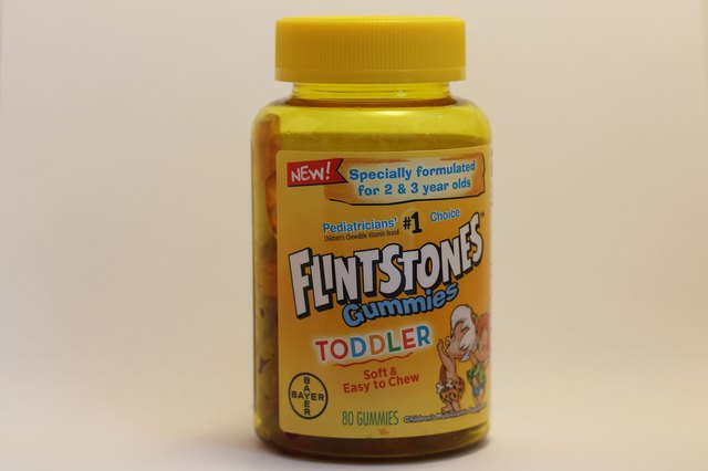 The Best Multivitamin for Toddlers