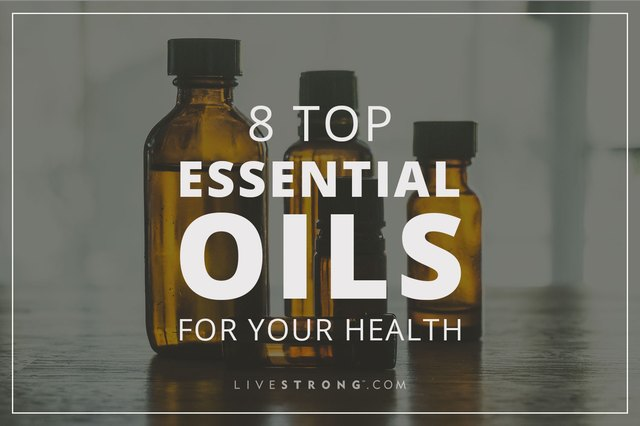Essential oils don't just smell nice, they improve health.