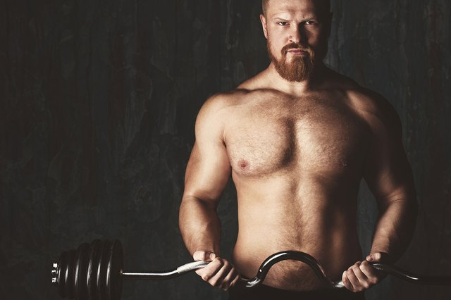 2 Workouts for a More Powerful Chest