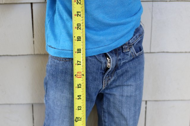 How to Measure a Toddler for a Bike