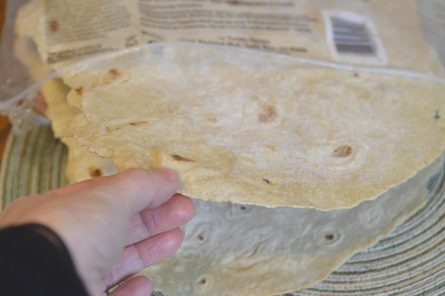 How to Warm Soft Tortilla Shells