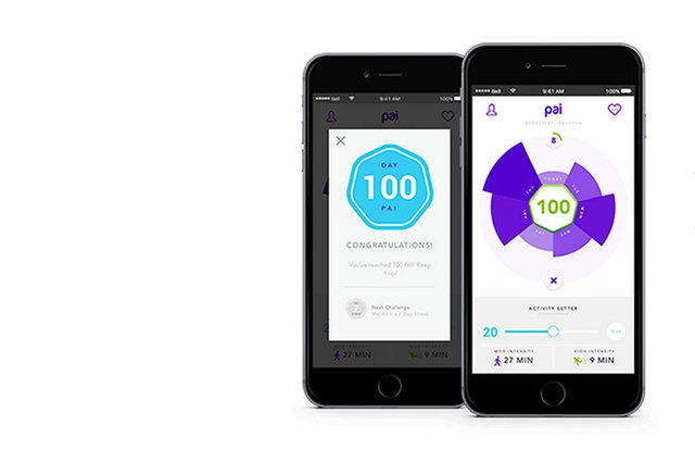 This app distills your heart-rate info into a score.