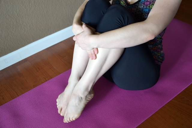 Basic Sitting Position in Gymnastics
