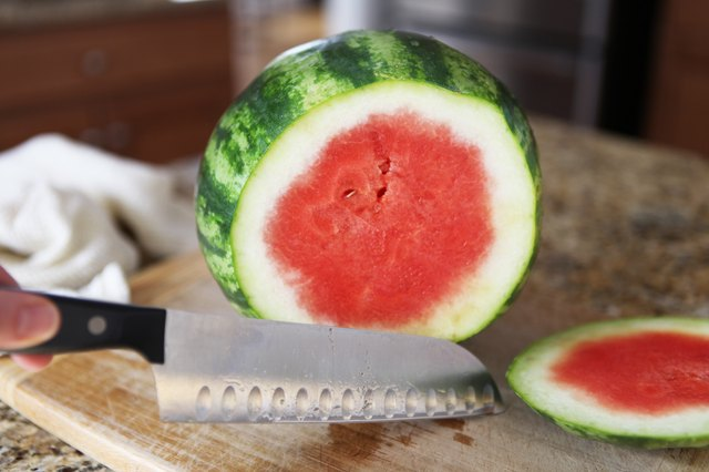 How to Cut & Store Watermelon
