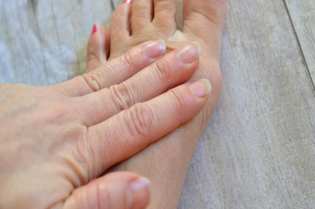 Massage to Help Increase Circulation in the Feet