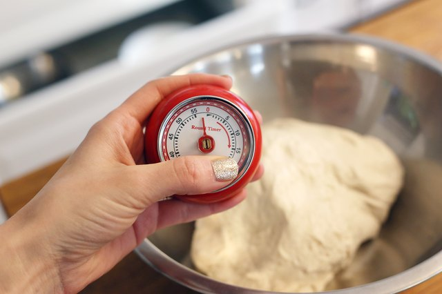How to Defrost Frozen Pizza Dough