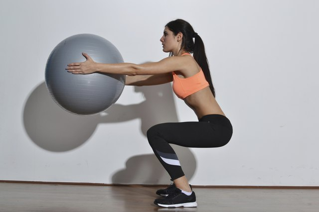 Target your waist, hips and thighs with these lower-body exercises.