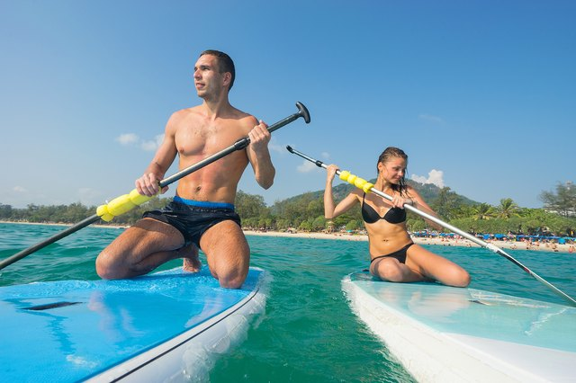 Why You Should Try Stand Up Paddle Boarding