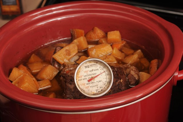 How to Crock-Pot a Chuck Tender Roast