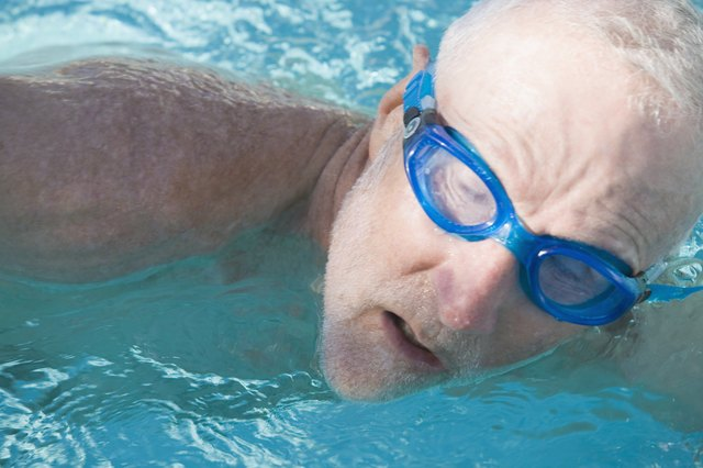 Try low impact exercises like swimming.