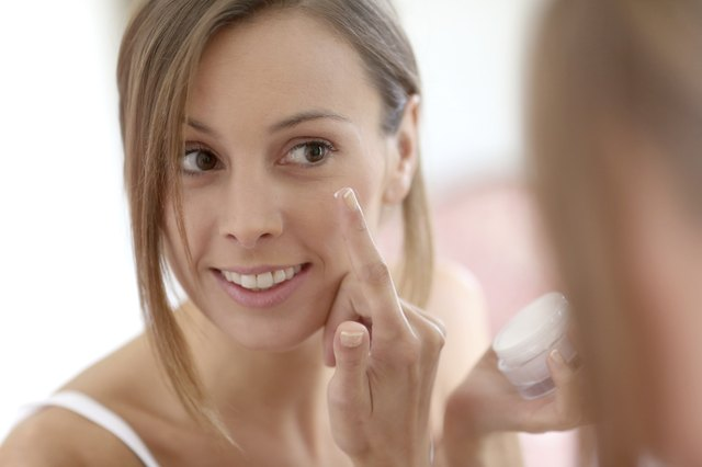 Use a primer before applying makeup.