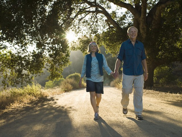 Walking is probably the easiest exercise to fit into your schedule.