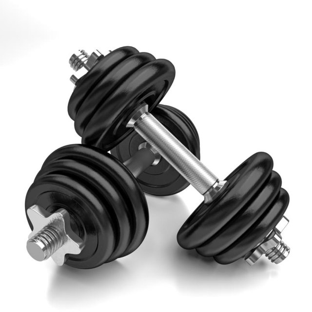 What Are the Health Benefits of Dumbbell Exercise?