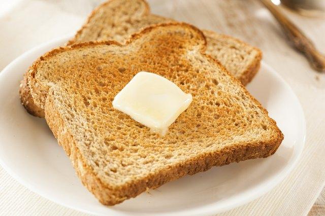 Toast Cafe Menu