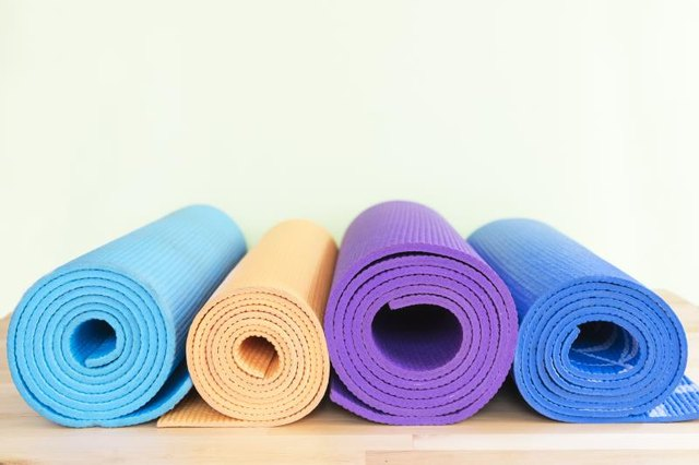 What Size Yoga Mat Is Standard Livestrong Com