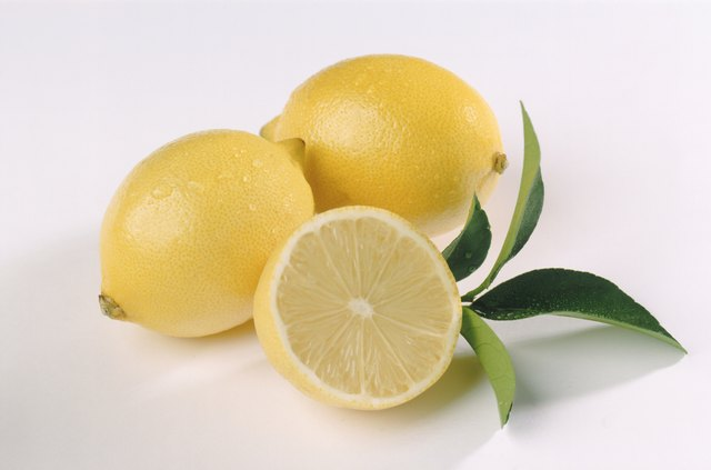 Always wash lemons before slicing and squeezing them.
