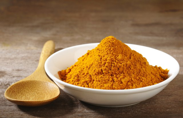 Tumeric is effective in lowering tryiglycerides.