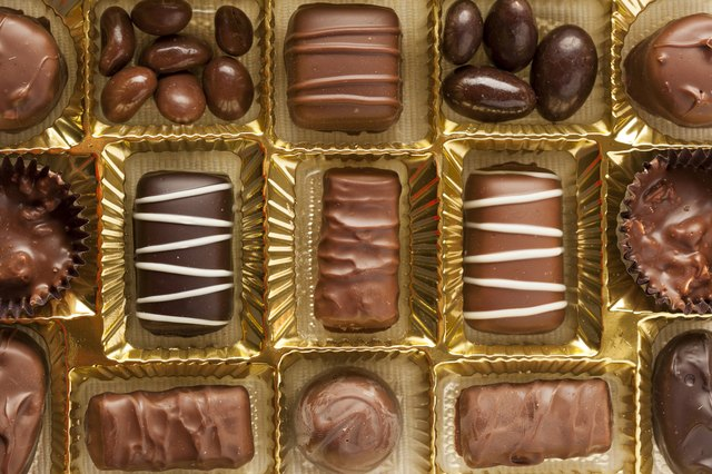 Various chocolates