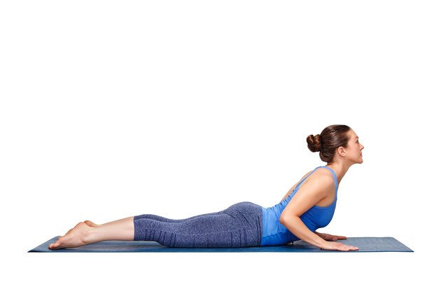 Cobra stretches your chest and strengthens your ability in scapular retraction.