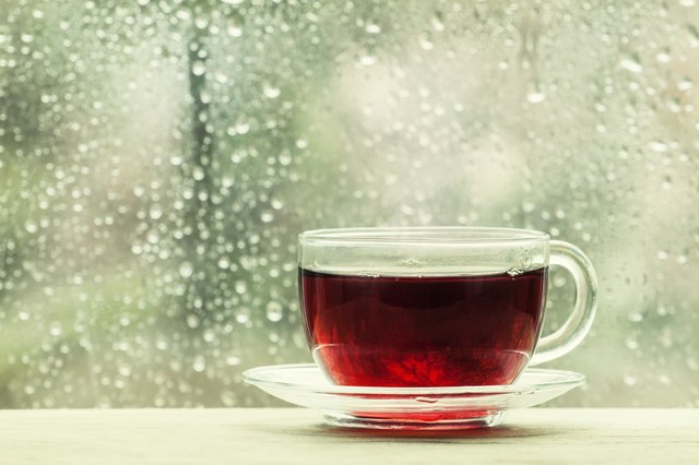 A cup of black tea can help you cut down on coffee.