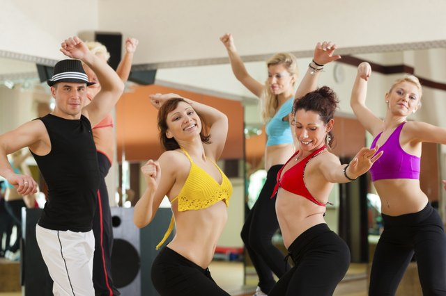 Not only is Zumba dancing fun, but it burns hundreds of calories per hour.