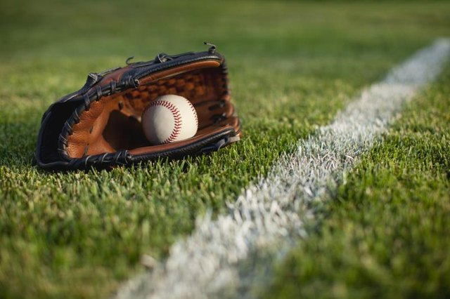What Can You Rub on Your Baseball Glove to Break it In?