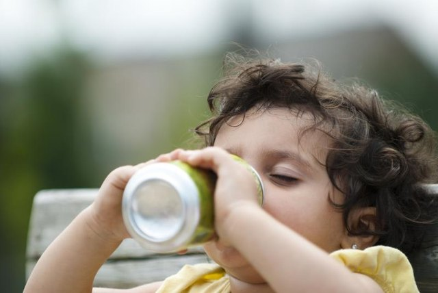 Effects of Caffeine on Toddlers