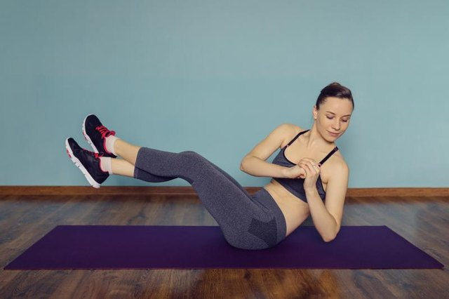 Traditional crunches and twists are OUT if you have diastasis recti.
